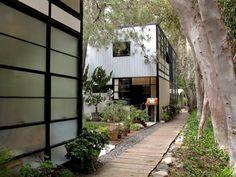 La Casa de los Eames   y su filosofía moderna/primitiva