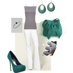 black white and teal, created by lizroberto23