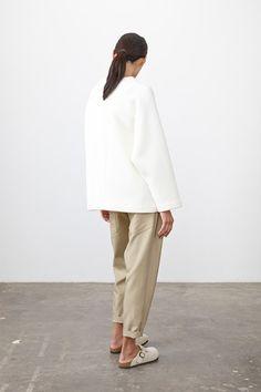 // Studio Nicholson A/W 14/15 Fashion trends and inspiration. Modern look. Style. Minimalism. Simple outfit. Модные тренды. Современный стиль. Простота и минимализм.