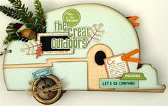 The Great Outdoors Mini Album