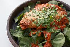 Chicken Parmesan / Pollo Alla Parmigiana / Parmesankylling