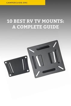 Outdoor activities are fun and will keep you busy but at the end of the day, you still turn to your TV for some form of entertainment or to be updated with the news. This is why many RV owners decide to put TVs inside their campers. Rv Tv Mount, Rv Mods, Travel Trailer Remodel, Rv Makeover, Rv Accessories, Mounted Tv, Rv Travel, Rv Life, Rv Living