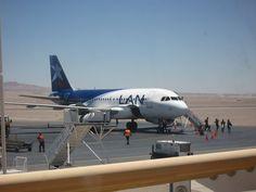 Calama in the Atacama Desert