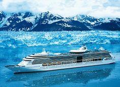 Alaska Cruise on Radiance of the Seas