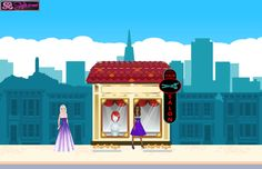 My fashion empire is flourishing! Come visit me in Style Street!