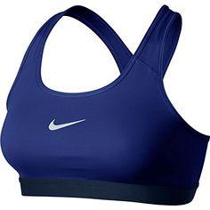 d702f94f93202 Women s Nike Pro Classic Sports Bra utilizes a compression fit