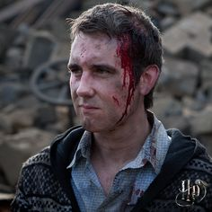 """""""He's still with us. In here. So's Fred, Remus, Tonks. All of them. They didn't die in vain."""" - Neville Longbottom #19YearsBattleofHogwarts #ihappyshop"""