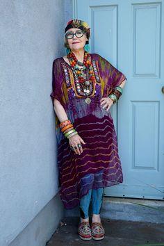 Suzi Click, Los Angeles - Advanced Style