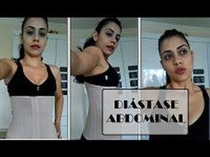 Exercício Nível Leve - Diastase Abdominal ( Pós parto) - YouTube