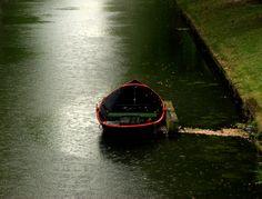 Olanda - piove sui canali