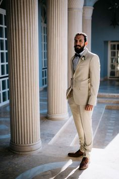 Summer groom style inspiration | Image by Eric Ronald