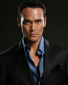Mark Dacascos, the Chairman on Food Network's television series Iron Chef America. Mark is also an accomplished actor. He plays a good really bad guy on Hawaii-Five-O.