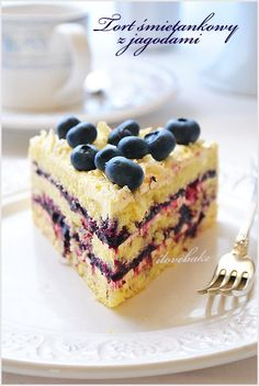 Tiramisu, Blueberry, Raspberry, Cheesecake, Lemon, Birthday Cake, Sweets, Baking, Recipes