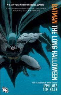 J'ai lu : Batman the Long Halloween <3