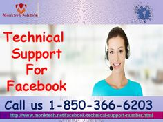 What are the upsides of Technical Support For Facebook 1-850-366-6203? In the event that you are searching for the Technical Support For Facebook then you have to make a call at 1-850-366-6203 where our tech-heads will tune in up every one of your questions and offer you the best arrangement. What's more, one thing which we can state without a doubt is that your Facebook issues won't keep going for so long. Along these lines, quit killing your time and come to us with no wavering. For more…