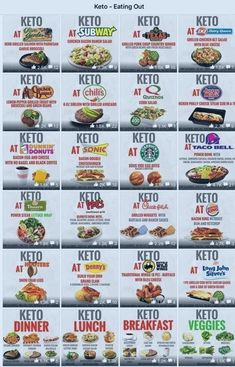Keto Dining Out Guide – what to eat in the restaurants and fast food places! Eat – # Keto Dining Out Guide – what to eat in the restaurants and fast food places! Keto Diet Guide, Ketogenic Diet Meal Plan, Ketogenic Diet For Beginners, Keto Diet For Beginners, Keto Meal Plan, Diet Meal Plans, Ketogenic Recipes, Diet Recipes, Diet Meals