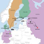 Capitals of the North 2014 - Trafalgar Tours
