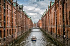 One of the most unique districts we have ever come across, the Speicherstadt in Hamburg's UNESCO World heritage listed warehouse district not only wows with gothic revival architecture, but holds the seams of so many stories of the city.