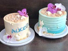 Moana Birthday Party Theme, Luau Birthday, Themed Birthday Cakes, Themed Cakes, Moana Birthday Cakes, Baby Moana, Festa Moana Baby, Moana Party Decorations, 2nd Birthday Pictures