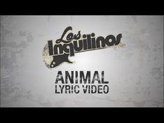 """Cresta Metálica Producciones » Lanzamiento nuevo sencillo """"Animal"""" de Los Inquilinos"""
