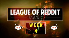 League of Reddit - Season 2: Week 4 (REWORKED WARWICK 200 IQ THE CANNON MINION & MORE) https://www.youtube.com/watch?v=Q1NxiwkJSag #games #LeagueOfLegends #esports #lol #riot #Worlds #gaming