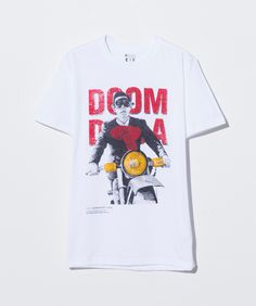 TOP 'Doom Dada' t-shirt <3 from: http://www.29cm.co.kr (seriously check them out they have a ton of awesome yg ent tees!)