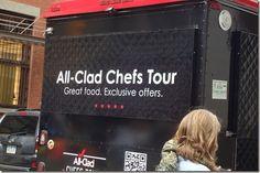 All-Clad Chefs Tour