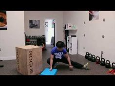 How to stretch your tight inner thighs/adductors (Part II) - YouTube