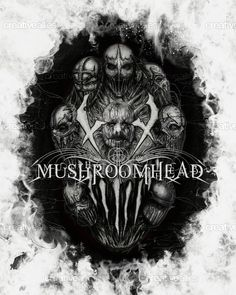 Mushroomhead Poster by JoseRomero on CreativeAllies.com