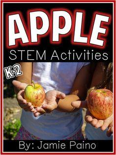 APPLE THEMED STEM Challenges