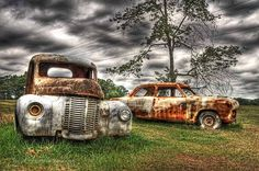 Old Car & Truck  by Jerry R. Bridges