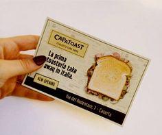 CAPATOAST Caserta New Opening #capatoast #caserta #newopening #toast #toasteria #takeaway #streetfood
