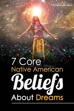7 Core Native American Beliefs About Dreams Native Americans believe that dreams are an extension of reality, an opportunity to travel to other realms and communicate with ancestors and spirit guides. American Indian Quotes, Native American Quotes, Native American Beauty, Native American Pictures, Native American History, American Women, American Art, Native American Beliefs, Native American Prayers