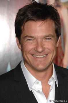 Jason Bateman.... So stinkin' adorable and who doesn't love a man with a sense of humor :)