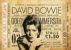 Impresión original de David Bowie: En vivo en Hammersmith Odeon, Londres 1973. Se trata de un original diseño inspirado en las clásicas actuaciones de artistas legendarios. Este llamativo cartel estilo vintage grabado sería un gran regalo para cualquier fan de David Bowie. Celebra las 1973 actuaciones legendario de cantantes en el Apollo, en Glasgow. ESTAS IMPRESIONES PUEDEN SER PERSONALIZADAS A OTRA FECHA, ÉNTREME EN CONTACTO CON PARA MÁS DETALLES. Todas nuestras impresiones se producen ...