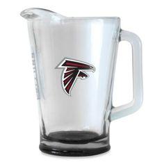 NFL Atlanta Falcons Large Elite Pitcher - BedBathandBeyond.com