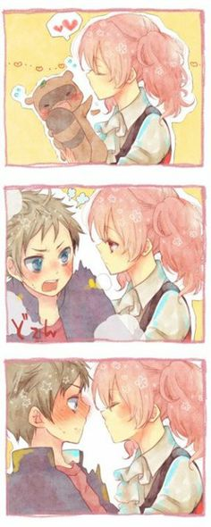 Inu x Boku SS gah! cuteness overload