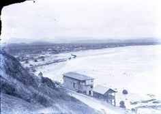 Kirra in Queensland in the 1930s.