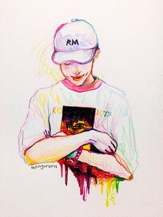 Read Update from the story Caramel Member by KyotaNamJin (A proud namjoon stan) with reads. Bts Manga, Animé Fan Art, Fanart Bts, Bts Pictures, Photos, Kpop Drawings, Bts Chibi, Bts Wallpaper, Namjoon