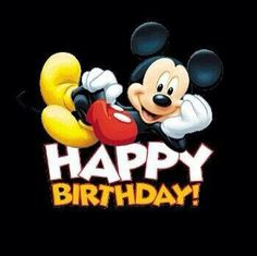 Birthday Wishes Flowers, Birthday Wishes For Kids, Happy Birthday Celebration, Happy Birthday Wishes Cards, Funny Happy Birthday Images, Happy Birthday Video, Cute Happy Birthday, Happy Birthday Mickey Mouse, Disney Birthday