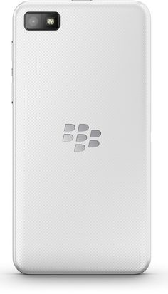 White Blackberry Z10 - Back Cover