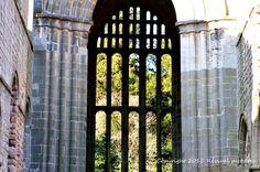 Window fountains abbey..
