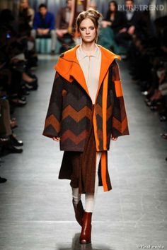 Missoni Women's FW 2014 Fashion Show on Puretrend.com