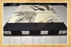 Handmade book / bookbinding - SketchBook for Drawing - Handbound book - Handbound Journal