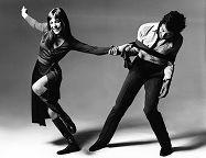 Jane Birkin & Serge Gainsbourg - June 70 - Bert Stern
