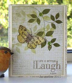 Laugh | by Jacqueline.fr