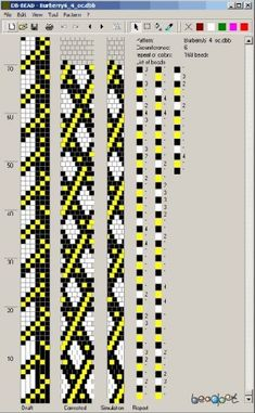 6 around tubular bead crochet rope pattern Bead Crochet Patterns, Bead Crochet Rope, Crochet Bracelet, Beading Patterns, Beaded Crochet, Seed Bead Jewelry, Beaded Jewelry, Beaded Bracelets, Penny Bracelet
