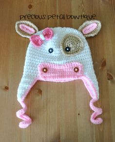 For Audrey. Crochet Cow, Baby Girl Patterns, Diaper Covers, Future Children, Learn To Crochet, Future Baby, Baby Love, Little Ones, Baby Gifts