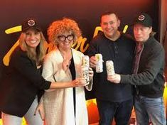 "As part of the ""Hill Street Challenge"", I had the opportunity to work closely with influencers, including radio morning show hosts Neil, Sam, and Jane from Zoomer Radio."