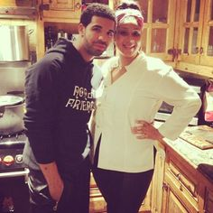 Chef KayKay Speaks On Being Drake's Personal Chef